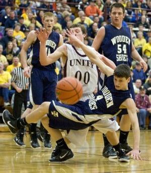 Teutopolis Unity Boys Basketball
