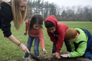 PHOTOS: DPS Foundation helps add to Parsons Gardening