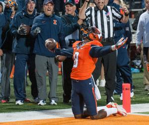 Illini steal win with unbelievable finish