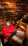 Findlay man a dedicated marble collector