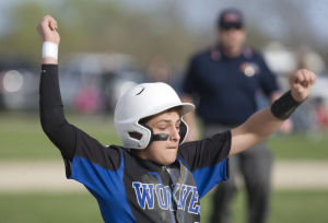 PHOTOS: Okaw Valley vs Neoga baseball