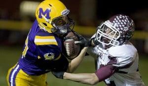 PHOTOS: Monticello vs. Tolono Unity football
