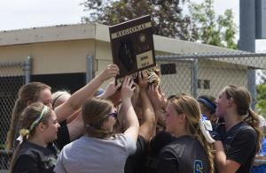 PHOTOS: Monticello vs Maroa-Forsyth softball