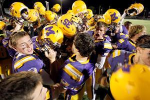 PHOTOS: Monticello football vs. Maroa-Forsyth