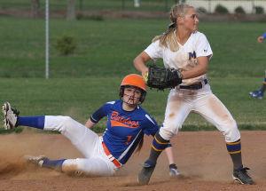 PHOTOS: Maroa-Forsyth vs St Teresa Softball