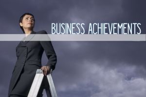 April Business Achievements