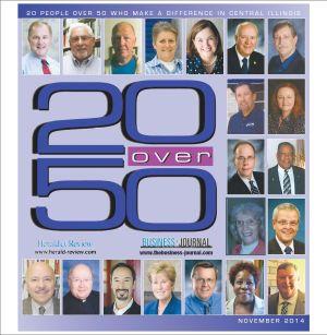Slideshow: 20 over 50 2014