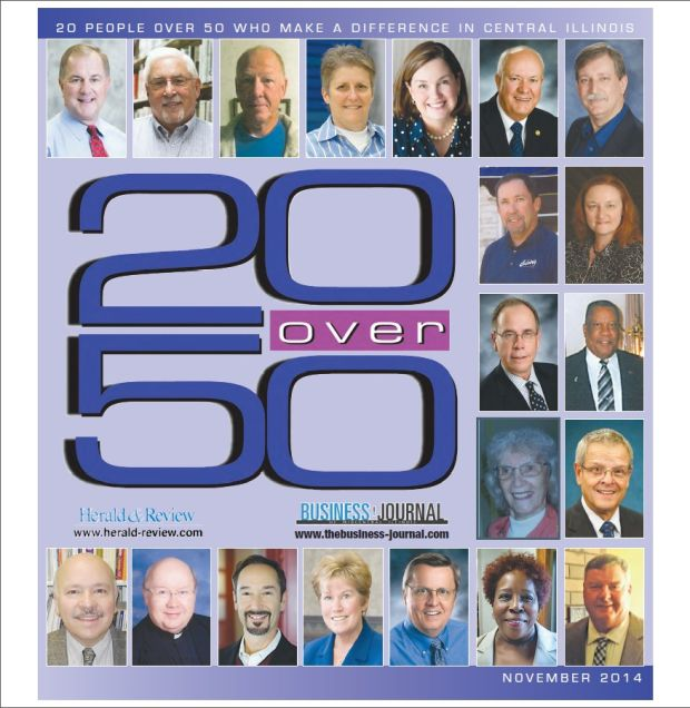20 over 50 2014