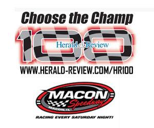 H&R 100 Picks Contest