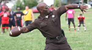PHOTOS: National Night Out at Johns Hill Park