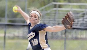 PHOTOS: Teutopolis vs WIlliamsville softball