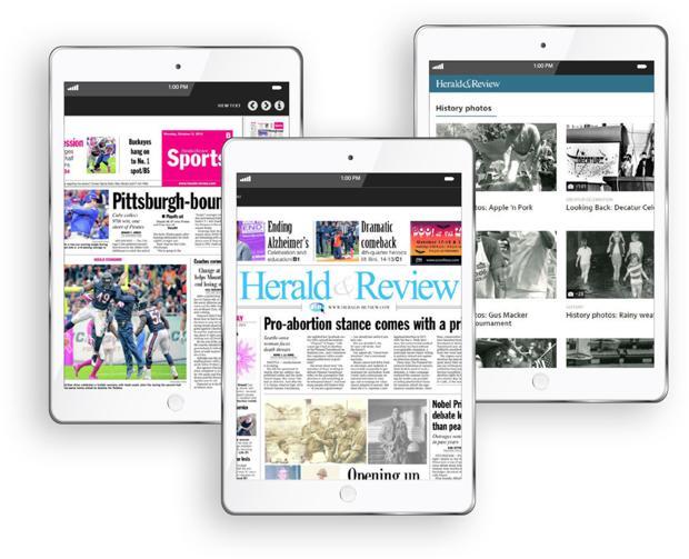 Herald & Review E-Edition Replica