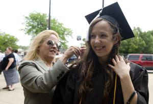 PHOTOS: Millikin University 2015 Commencement