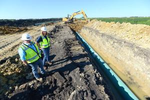 Photos: Enbridge pipeline project update