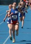 Challenge accepted: St. Anthony's Keller completes distance triple crown