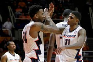 PHOTOS: Illinois Basketball vs. Kennesaw State