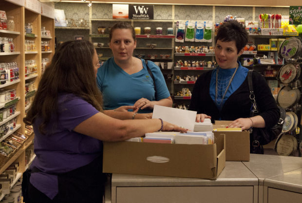 Customers At Kirlin 39 S Help Touch The Lives Of Strangers In
