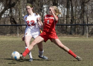 PHOTOS: Charleston vs. Mount Zion girls soccer