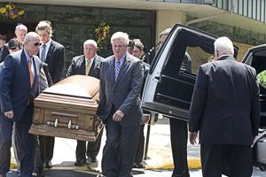 PHOTOS: The funeral of Mayor Mike McElroy