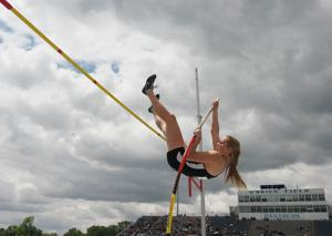 PHOTOS: Class 1A Girls State Track Meet Thursday