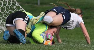 PHOTOS: Pana vs North Mac Girls Soccer