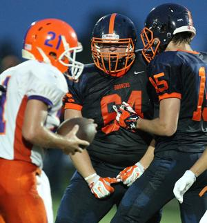 PHOTOS: Cerro Gordo-Bement vs. Tri-County Football