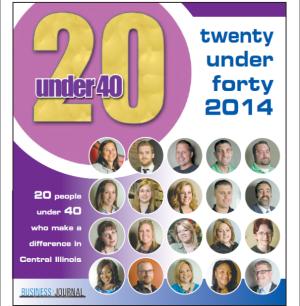 Slideshow: 20 under 40 2014
