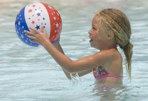 PHOTOS: July 4th a perfect day for pool party