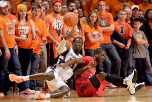 PHOTOS: Illinois Basketball vs. Rutgers
