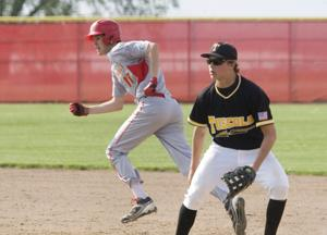 PHOTOS: Warrensburg-Latham vs Tuscola Baseball