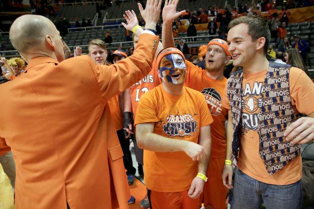 Orange Krush leads cheers, charity