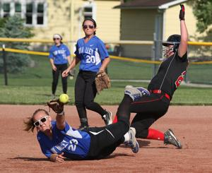 PHOTOS: Central A&M vs. Okaw Valley Softball Sectional