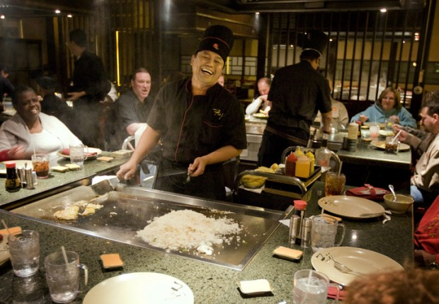 fuji japanese steakhouse