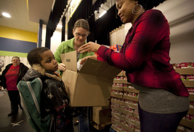 Hope Academy provides food for thought