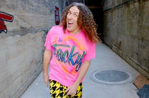 Yankovic almost ageless with decades of parodies