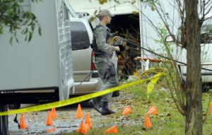Photos: Beason killings, investigation