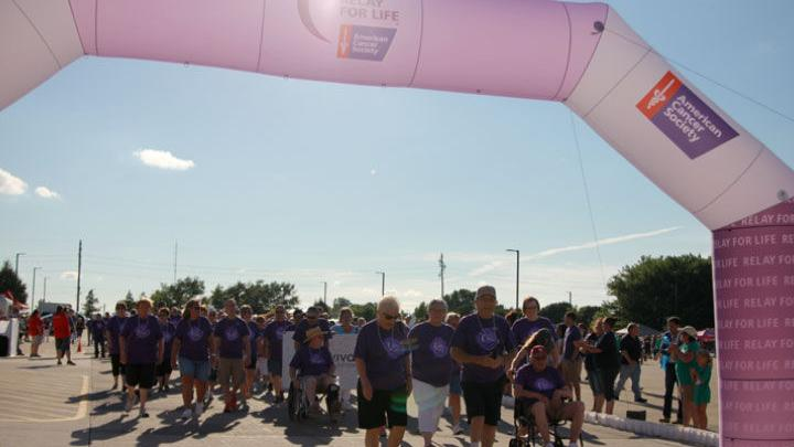 Relay for Life celebrates surivors, remembers those lost to cancer   Local   herald-review.com