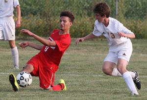 PHOTOS: Monticello vs. Mount Zion Boys Soccer