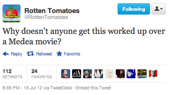 Rotten Tomatoes Removes User Comments Completely Decaturade Herald