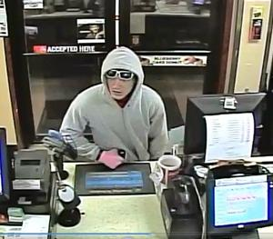 Decatur police looking for man who robbed two stores