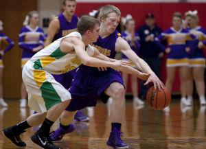 PHOTOS: Casey-Westfield vs Patoka boys sectional basketball