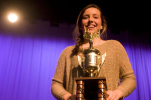 PHOTOS: Pugh becomes Regional Spelling Bee winner