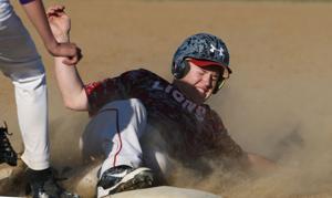 PHOTOS: LSA vs. Mount Pulaski Baseball Regional