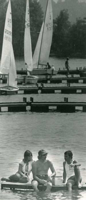 History photos: Fun on Lake Decatur