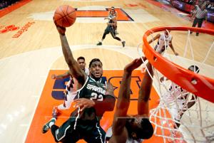PHOTOS: Illinois Basketball vs. Michigan State