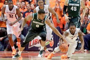 PHOTOS: Illinois Basketball vs. Michigan State