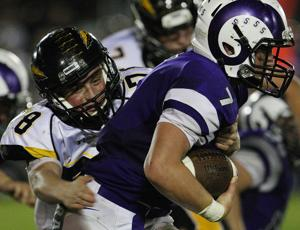 PHOTOS: Shelbyville vs. Tuscola Football