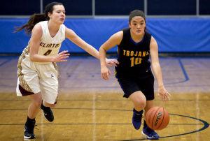 PHOTOS: Clinton vs Maroa-Forsyth regional girls basketball