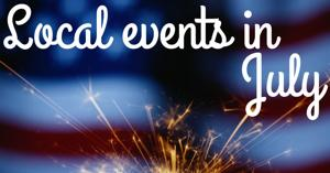 19 Fun local events in July