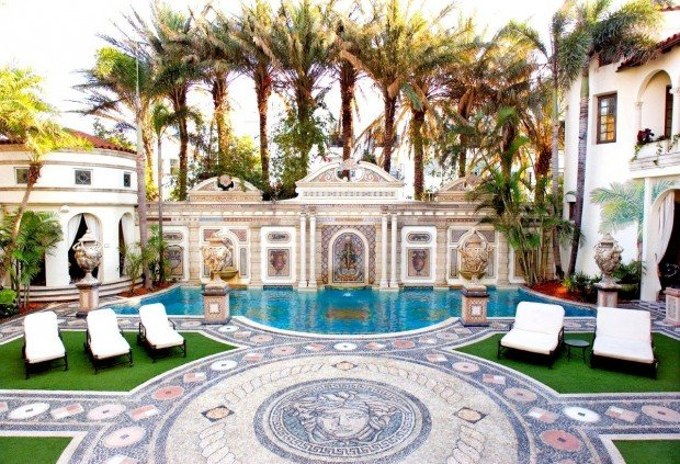 column peek inside homes of rich famous